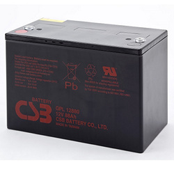 gpl12880 csb battery long life standby battery 12v 88ah. Black Bedroom Furniture Sets. Home Design Ideas