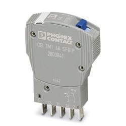 2800841 phoenix contact pluggable circuit breaker cb tm1. Black Bedroom Furniture Sets. Home Design Ideas