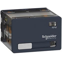 Rpm43f7 Schneider Electric Square D Power Relay 120 Vac